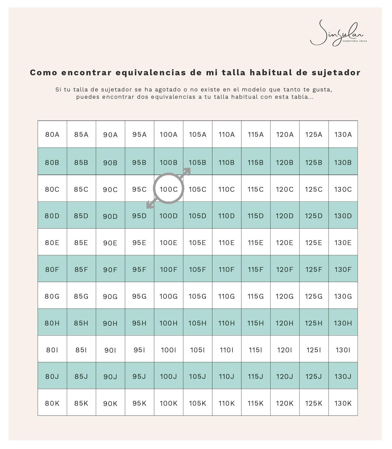 mejor elección más baratas nueva llegada NO HAY SUJETADOR DE MI TALLA ¿QUÉ HAGO? - Blog