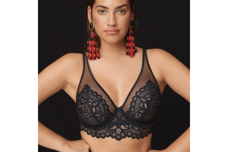 BRALETTE REDUCTOR ENCAJE, FIRST NIGHT, PRIMADONNA TWIST. VERANO 2020